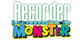 Recorder Monster Home